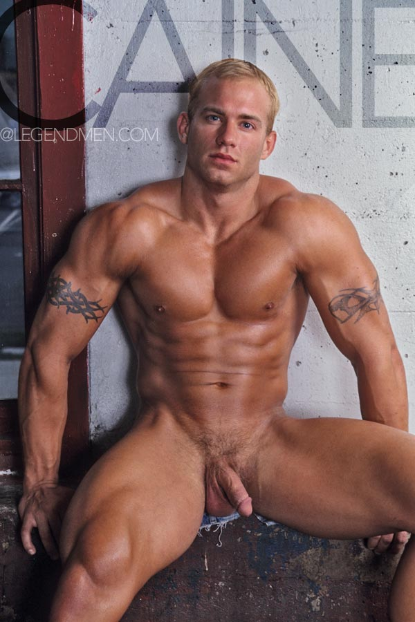 Muscle Man Gay Porn 31